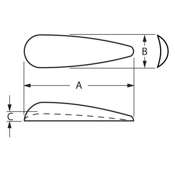 ContourFlex™ Calf Implant
