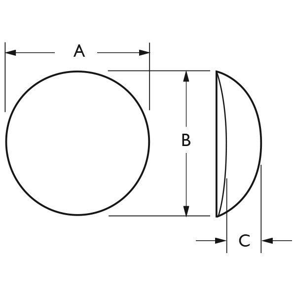 ContourFlex™ Gluteal – Round (Natural Contour)
