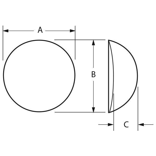 ContourFlex™ Gluteal – Round