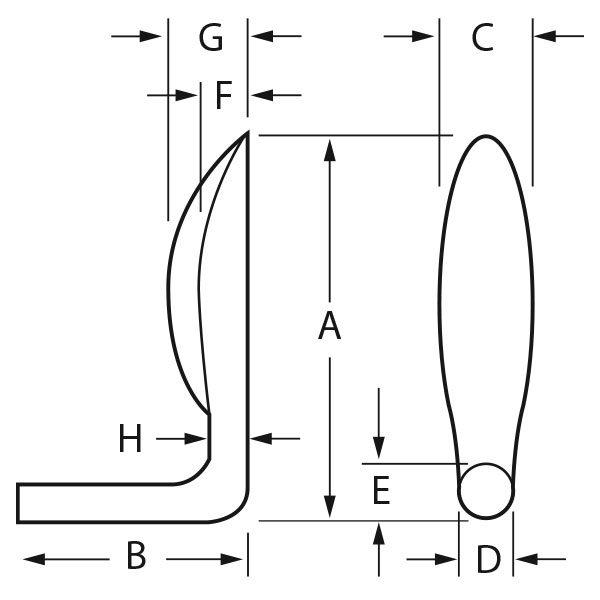 ePTFE-Coated Voloshin Dorsal Columella