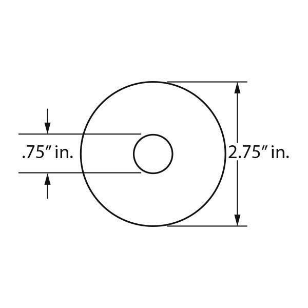 Gel Sheet - Areola Circle