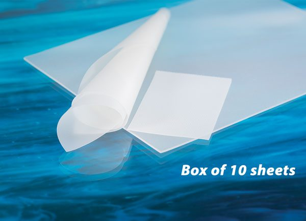 """AlliedSil™  Silicone Sheeting-Non-Reinforced, Long Term Implantable <br>(2""""x3"""") Box of 10 Sheet"""