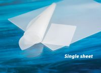 "AlliedSil™ Silicone Sheeting-Non-Reinforced, Long Term Implantable <br>(8""x6"")"