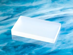 Rectangular Carving Block – Clear (Non-Sterile)