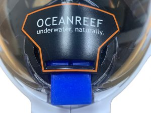 Silicone Plug for Ocean Reef Group Aria Mask adapter, filter